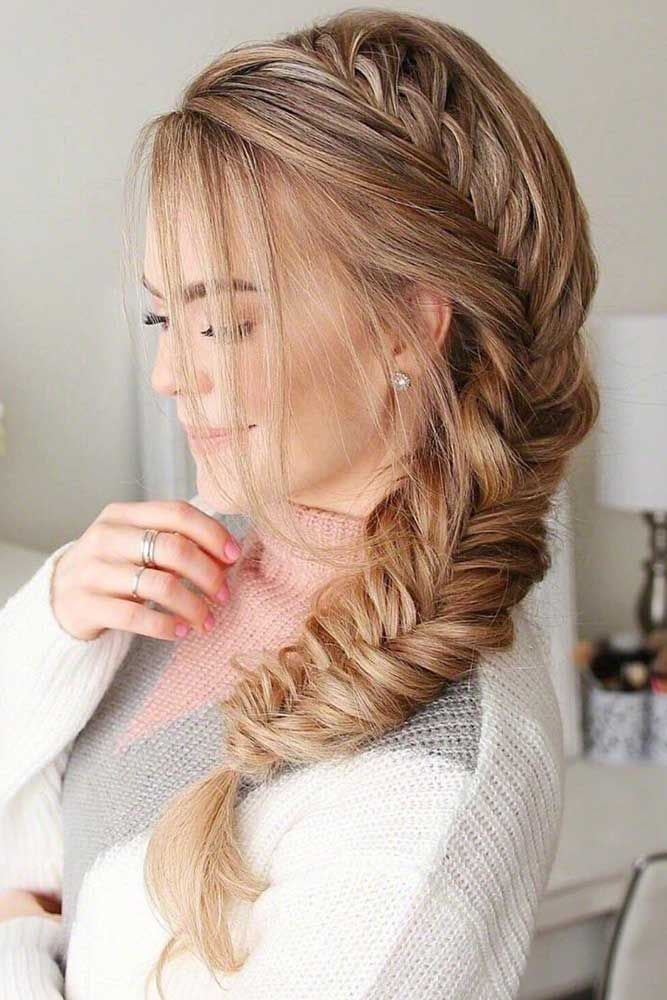 33 Braid Styles To Try Out To Charm Them All Lovehairstyles Cool Braid Hairstyles Braided Hairstyles Long Hair Styles