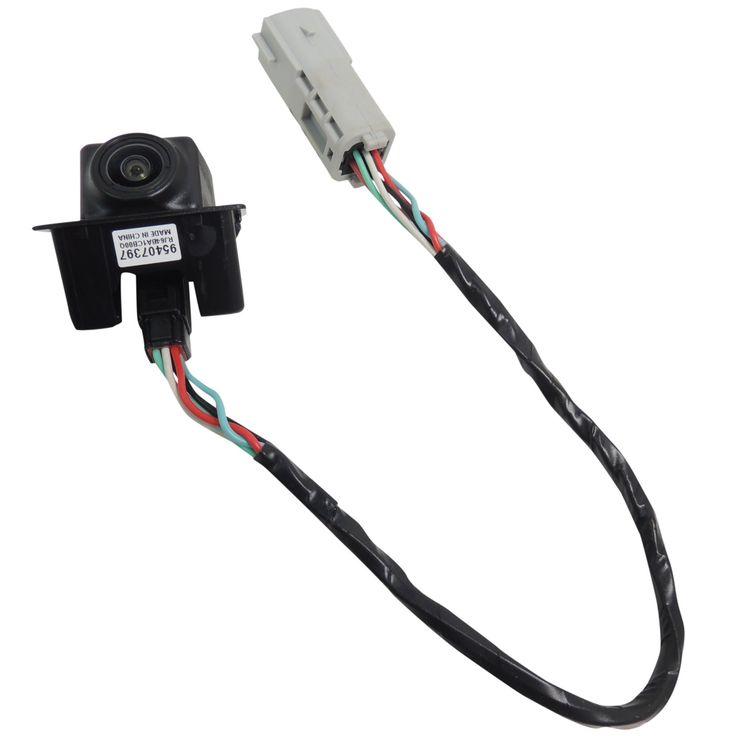 95407397 Rear View/Parking Aid Backup Camera Chevy Cruze Equinox GMC Terrain