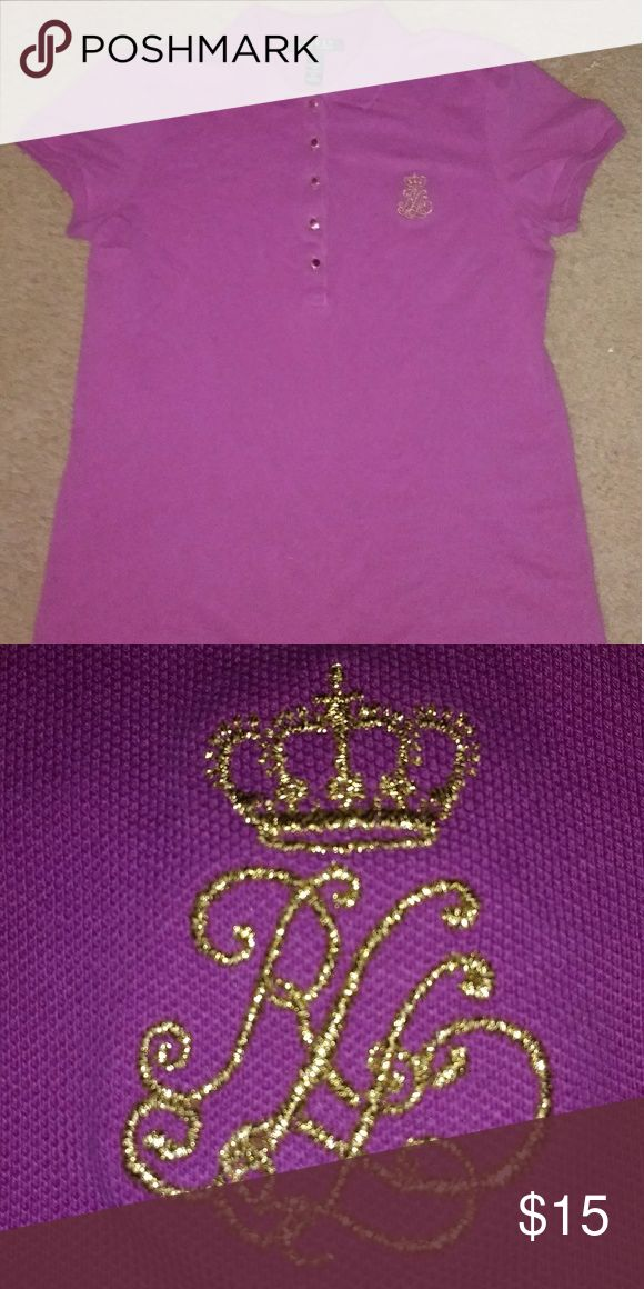Ralph Lauren Purple polo shirt Ralph Lauren Like New Purple polo shirt Ralph Lauren Tops Tees - Short Sleeve
