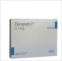 Decapeptyl .1 helps to turn off the body's natural hormone regulation and egg development by decreasing the amount of luteinizing hormone (LH) and follicle-stimulating hormone (FSH). This helps to delay ovulation until it is ideal for the patient's IVF cycle.