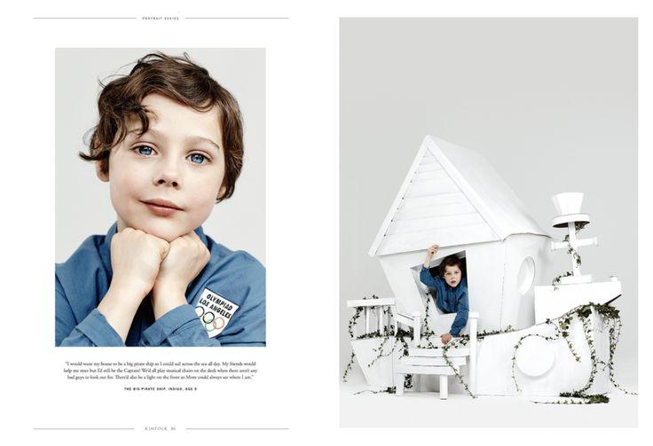 Neil Bedford for Kinfolk. Set design Helen Macintyre