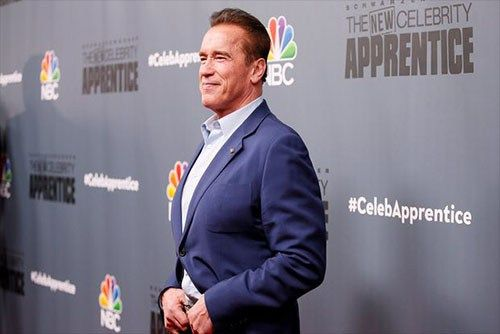 """Arnold Schwarzenegger said Friday that he's through with """"The New Celebrity Apprentice,"""" and he's blaming President Donald Trump for the television reality show's rece…"""