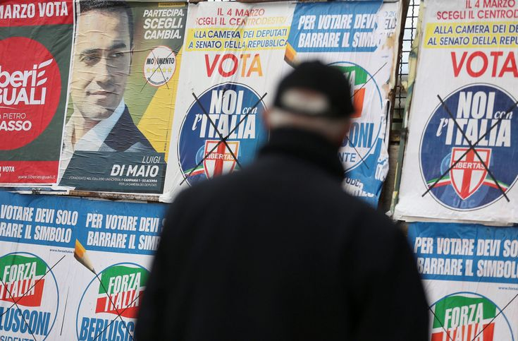 Exclusive: Italy's elections this weekend represent a choice between the status quo, with risks of further austerity and structural reforms, or a wild card of populists who may lack competence and hold anti-democratic views, explains Andrew Spannaus.    By Andrew Spannaus  Italy will hold elec