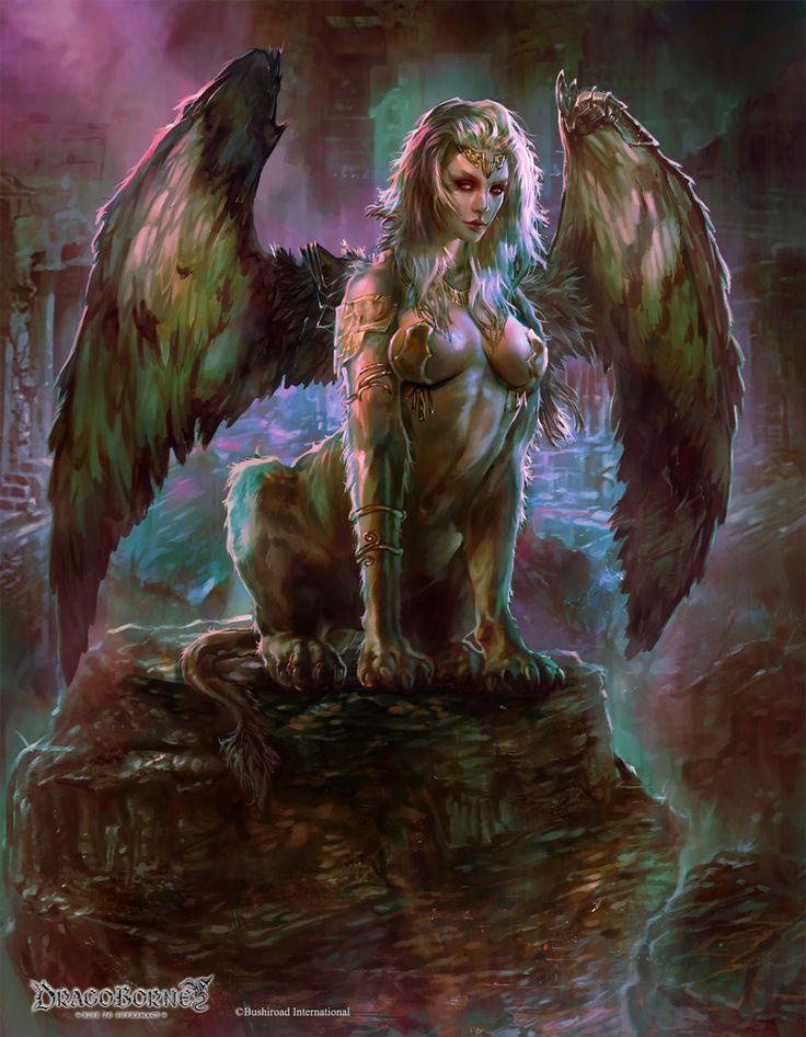 Dragoborne: Nephthyria, Solemn Jailor by PabloFernandezArtwrk