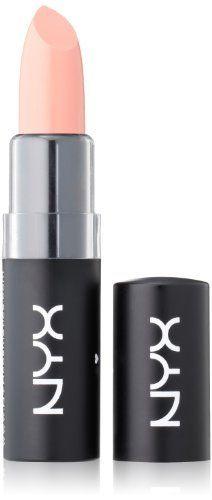 NYX Matte Lipstick - Nude - http://on-line-kaufen.de/nyx/nyx-matte-lipstick-nude