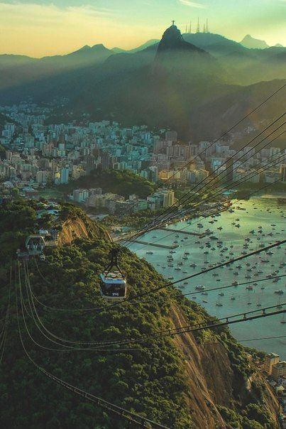Рио-де-Жанейро, Бразилия, Южная Америка