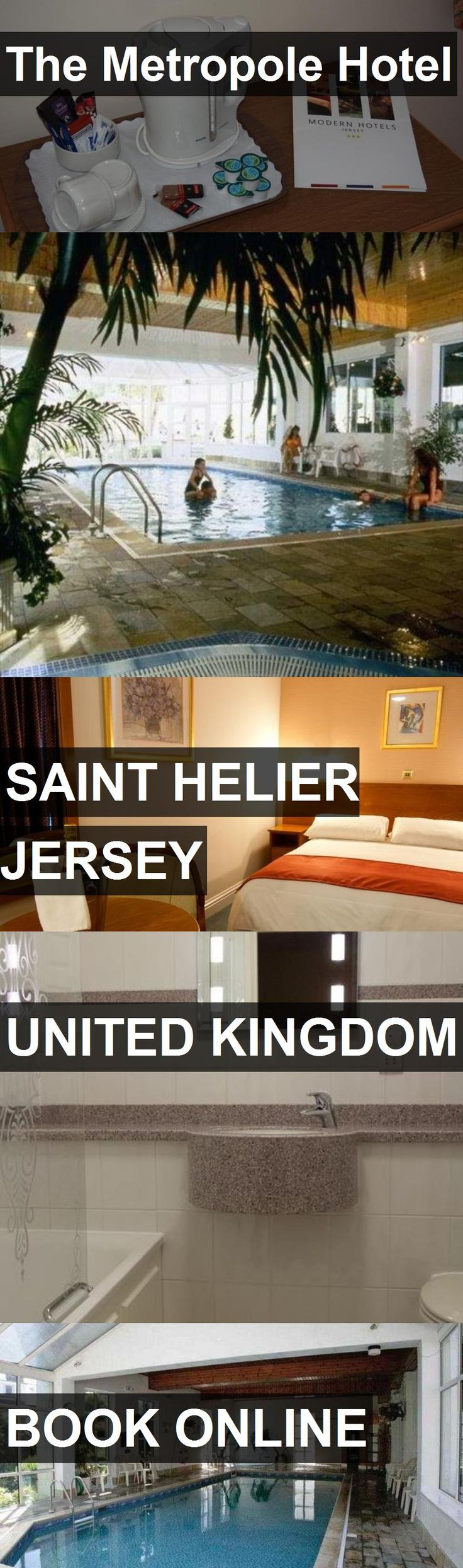 The Metropole Hotel in Saint Helier Jersey, United Kingdom. For more information, photos, reviews and best prices please follow the link. #UnitedKingdom #SaintHelierJersey #travel #vacation #hotel