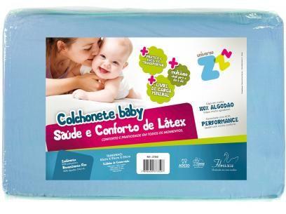 Colchonete Para Berço Desmontável Baby - Universo ZZZ - Fibrasca com as melhores condições você encontra no Magazine Alavirtual. Confira!