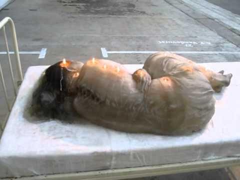 A.F.Vandevorst installation @ Arnhem Mode Biennale 2011 (1 june-3 july)