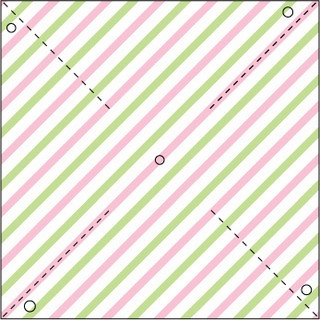 Pinwheel Template by blush printables, via Flickr