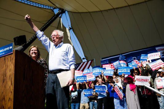 Primaires américaines : Bernie Sanders et Donald Trump l'emportent en Virginie-Occidentale