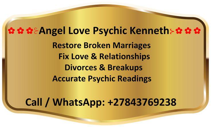 Powerful Spiritual Psychic, Call, WhatsApp +27843769238