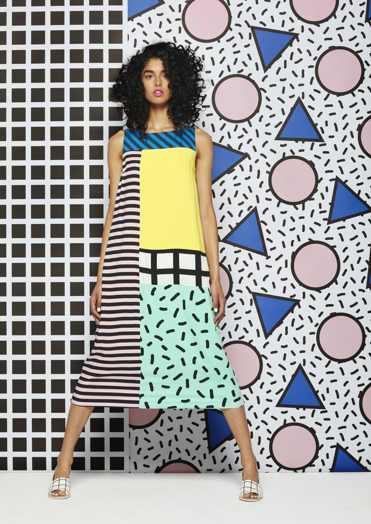 camille walala for gorman - shop the collaboration collection online here >> http://www.gormanshop.com.au/spring-15/camille-walala-for-gorman-74.html