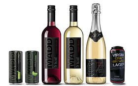 MADD Virgin Drinks! 100% alcohol free wines!