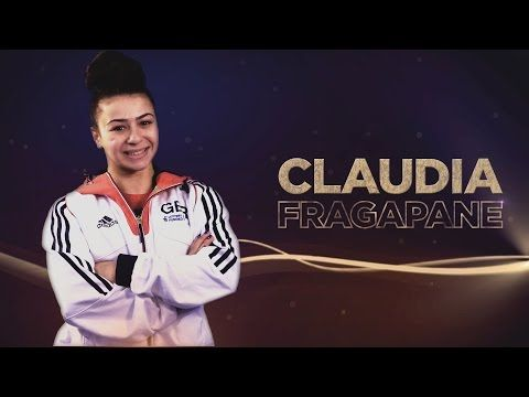Claudia Fragapane - Team GB Gymnast #Rio2016 - YouTube