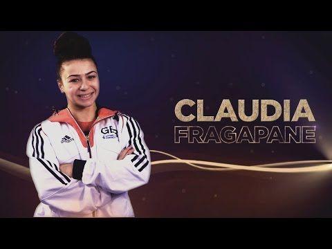 Claudia Fragapane - Team GB Gymnast #Rio2016 - YouTube