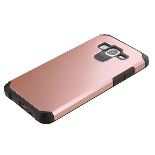 For Samsung GALAXY CORE PRIME Slim Hybrid Rubber ShockProof Case Cover ROSE GOLD in Cell Phones & Accessories, Cell Phone Accessories, Cases, Covers & Skins | eBay