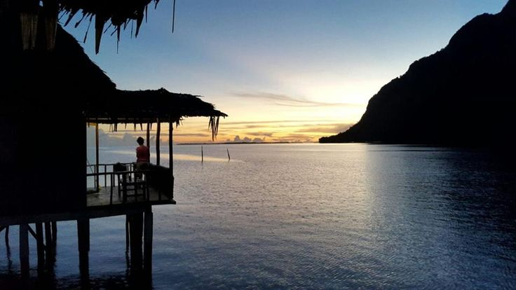 sunrise from @kakatua resort