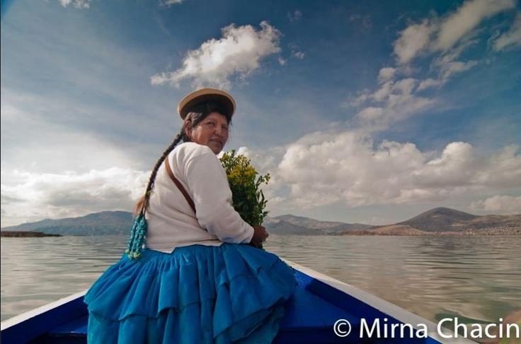 Con esta espectacular foto de Mirna L. Chacin les deseo un feliz día del aborigen americano