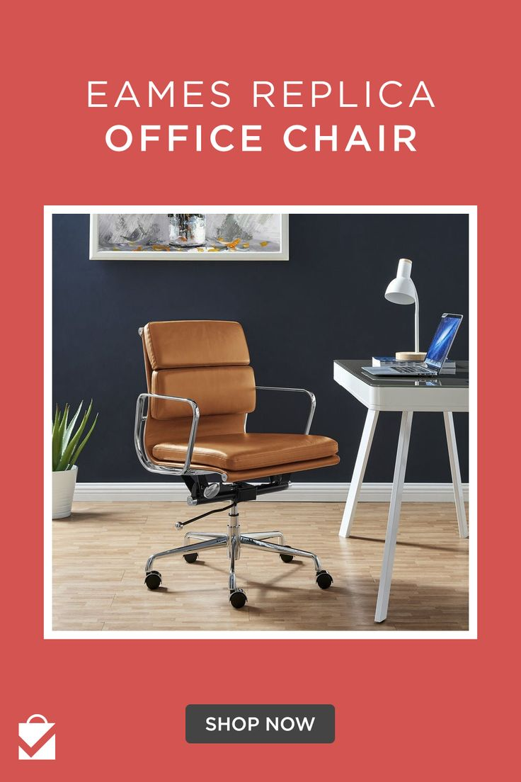 Stylish & Comfortable Eames Replica Office Chair