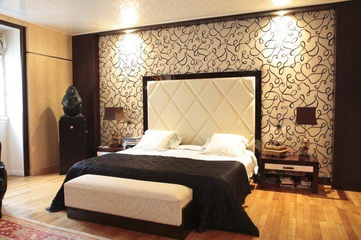 Taate Original Soi Applique Cm Design En Faire Chambre Integree Coucher Bois Idee Tringle Coussin Alinea Meme Forge Deco Idee Modern Bedroom Bedroom Design Bed