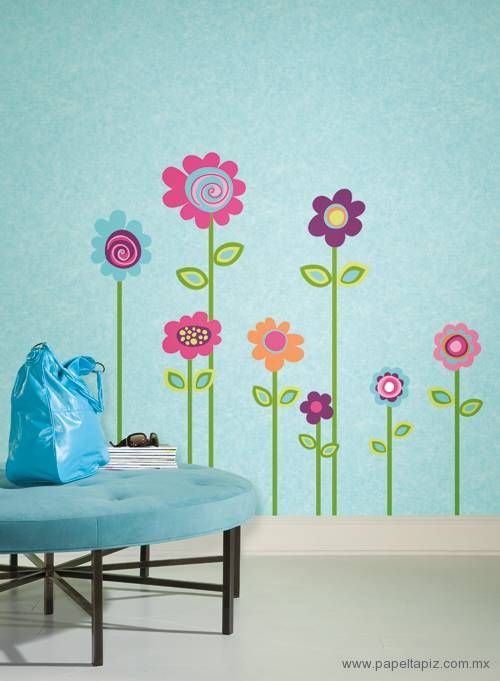 Click to close la casa pinterest cuarto ni a - Decoracion de paredes pintadas ...