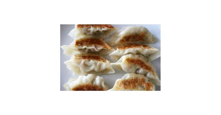 Japanese Gyoza (dumplings)