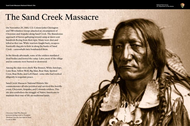 sand creek black single women Silas soule's letter tells the true story of sand creekbut like the massacre, it was misplaced.