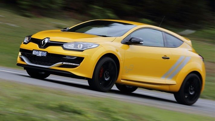 Megane RS 275 Trophy - Photos - carbooq (beta)