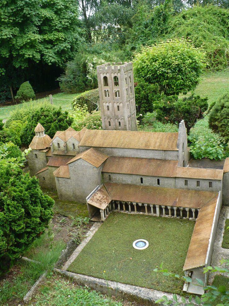 Abbaye de Saint Michel de Cuxa (Pyrénées Orientales)