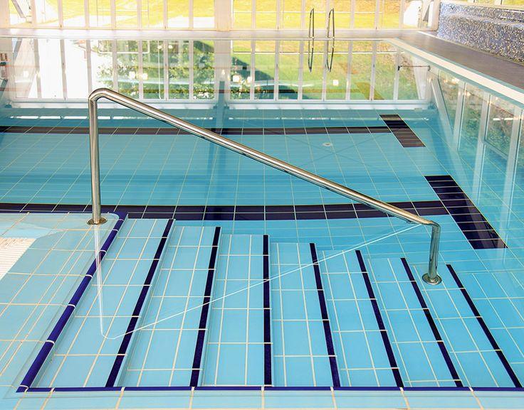 картинка лестница в бассейне троллфейс
