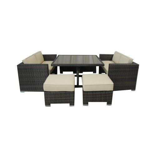 Kontiki All Weather Wicker Love Seat conversation & Dining Group by Kontiki - Monte Carlo Series. Save 58 Off!. $1000.00. Handmade from 100% Recyclable Resin Wicker. Water Resistant Cushions (Double-stitched for strenght) are removable and washable. Resin Wicker is durable, easy to maintain and resistant against the elements. Full Body color throughout. Furniture has a powder coated rust-free aluminum frame. Kontiki patio furniture sets are made from all-weather resin wicker...