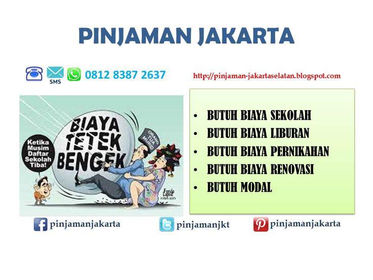 pinjaman uang dengan syarat dan jaminan bpkb mobil hubungi 081283872637