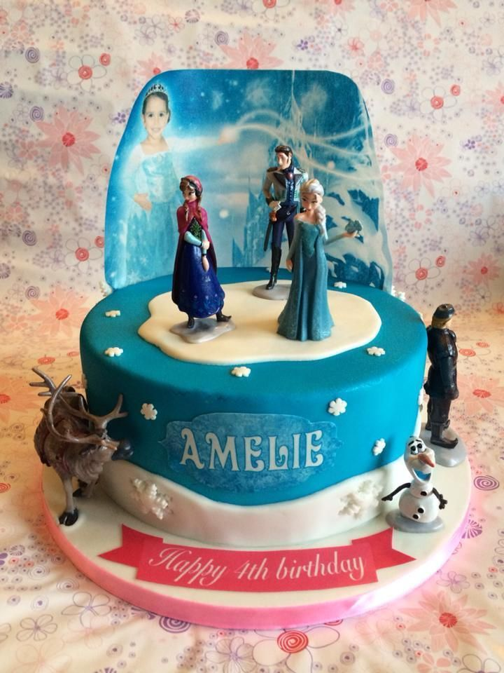 58 best Frozen party images on Pinterest Frozen birthday 5th