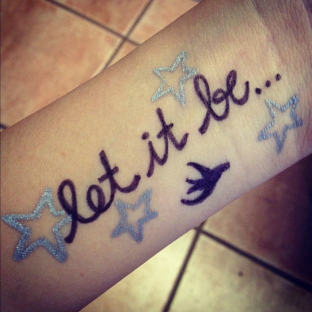 25 unique non permanent tattoo ideas on pinterest for Permanent marker tattoo