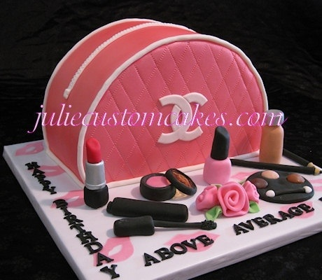 Girly Chanel cake | Wedding & Sweet 16 | Pinterest | Cakes ...