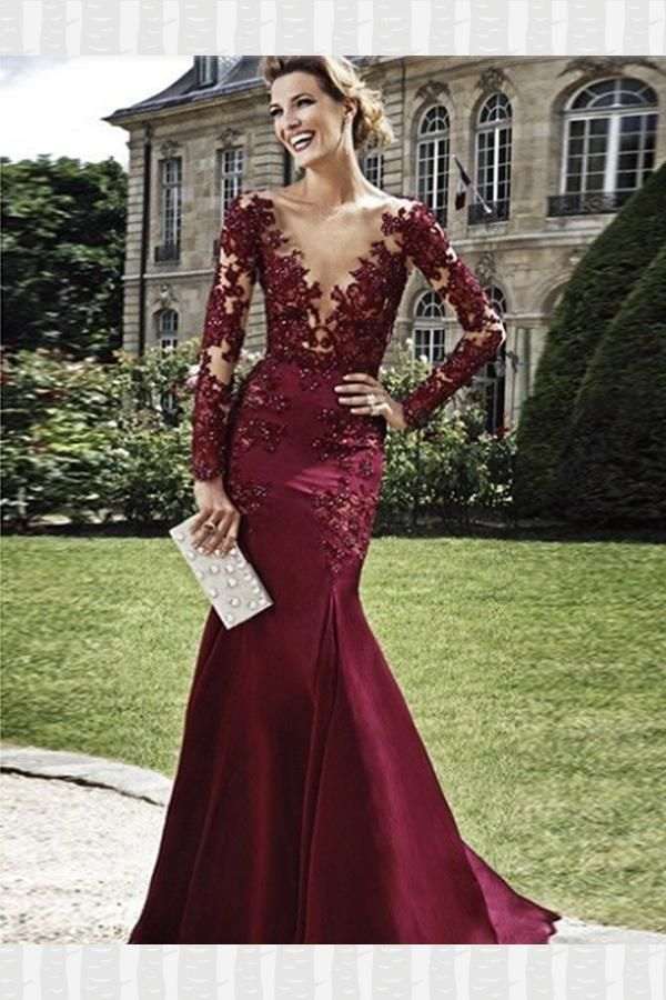 df407b4c6b Excellent Burgundy Prom Dresses