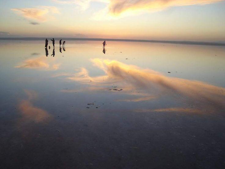 Tuz gölü nasıl oluşmuştur