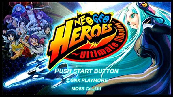NeoGeo Heroes Ultimate Shooting PSP ISO is a shooting game developed and published by SNK Playmore for the PlayStation Portable in 2010.  Game Info : Release Date: December 6, 2010 Genre : Shooter Publisher: SNK Playmore Developer: SNK Playmore File size: 396 MB Languages: English Platform : PSP Screenshots :     PC and Android emulator for PSP ISOS:PPSSPP.   #Shooter #SNKPlaymore