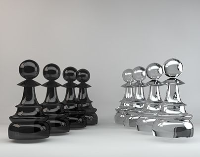 """Check out new work on my @Behance portfolio: """"Chess Pieces"""" http://be.net/gallery/34945435/Chess-Pieces"""