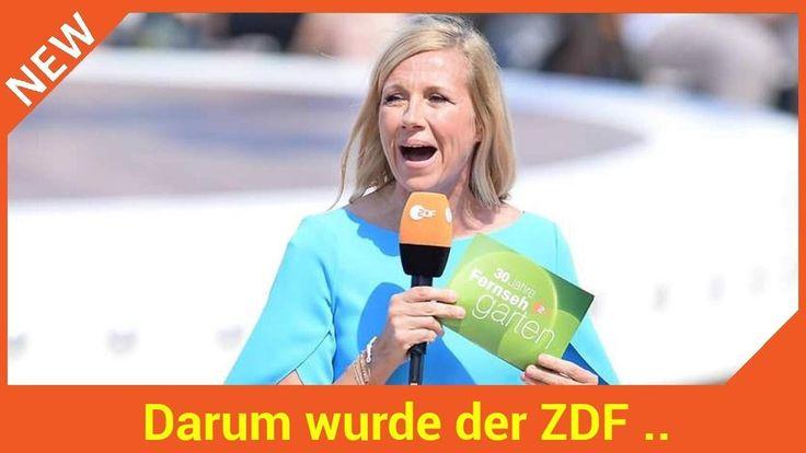Er ist eine absolute Institution im deutschen Fernsehen: Der ZDF-Fernsehgarten vom Mainzer Lerchenberg mit Kultmoderatorin Andrea Kiewel.     Source: http://ift.tt/2tTY5VJ  Subscribe: http://ift.tt/2tNZQPR aufgepasst: Darum wurde der ZDF-Fernsehgarten am Sonntag verschoben