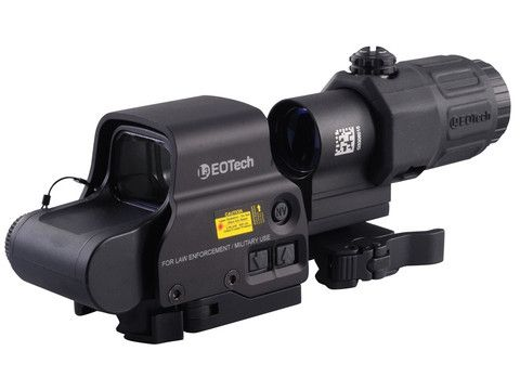 Eotech Holographic Red Dot Sights - AT3 Tactical