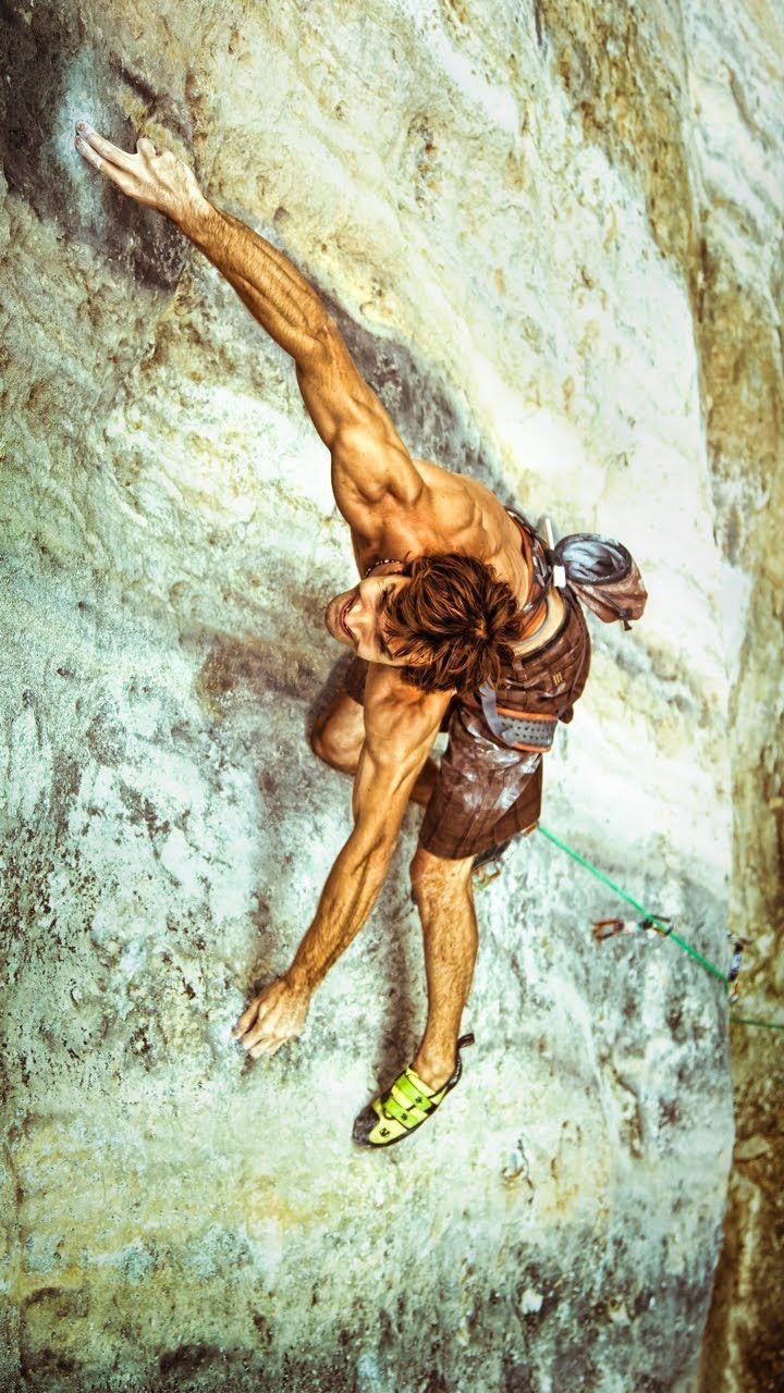 The world's hardest climb