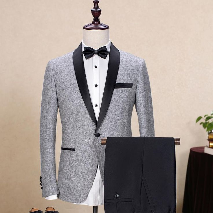 Gray Tux Wedding: Best 25+ Grey Tuxedo Ideas On Pinterest