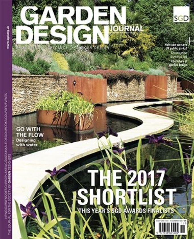 Merveilleux Garden Design Journal   November 2017