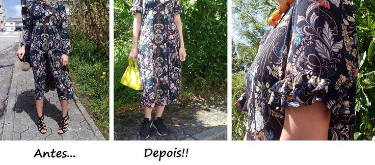 Moda no Sapatinho: trapo velho vira novo # 15