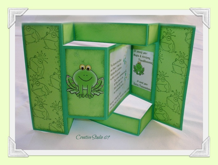 Best TriFold Cards Images On   Tri Fold Cards
