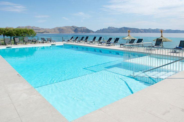 Hotel More #Mallorca #Spain #Spanien #Island #Mallis #Ö #Hotel #Vacation #Sol #Bad #Sun #Semester #More #Beach #Strand #Mer #Vermell #MerVermell #Pool