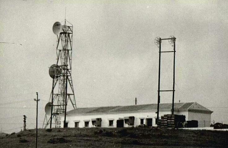 Caseta de Telefonica en San Jose Artesano
