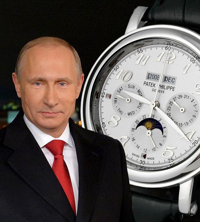 """Реплики часов Patek Philippe - Часы """"Perpetual Calendar 3940"""" от Patek Philippe модель № 193.20 купить по выгодной цене в интернет-салоне VipTimeClub"""
